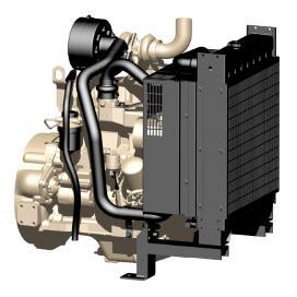 Generatorset Motoren